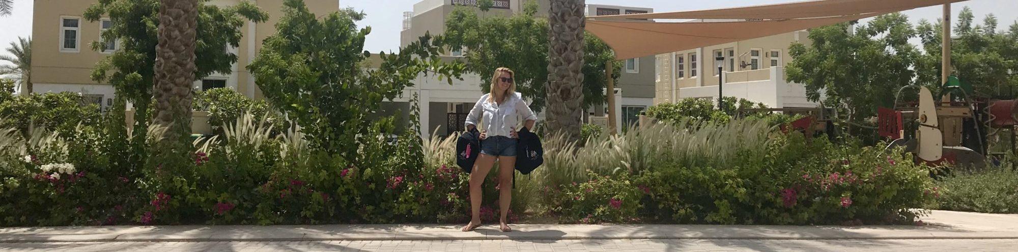 Header Huisvrouw in Dubai