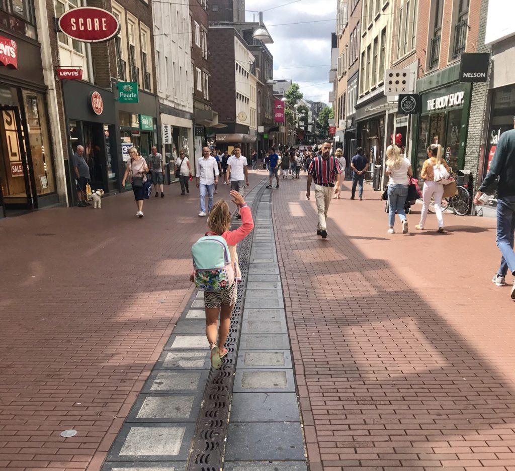 Door Nijmegen lopen
