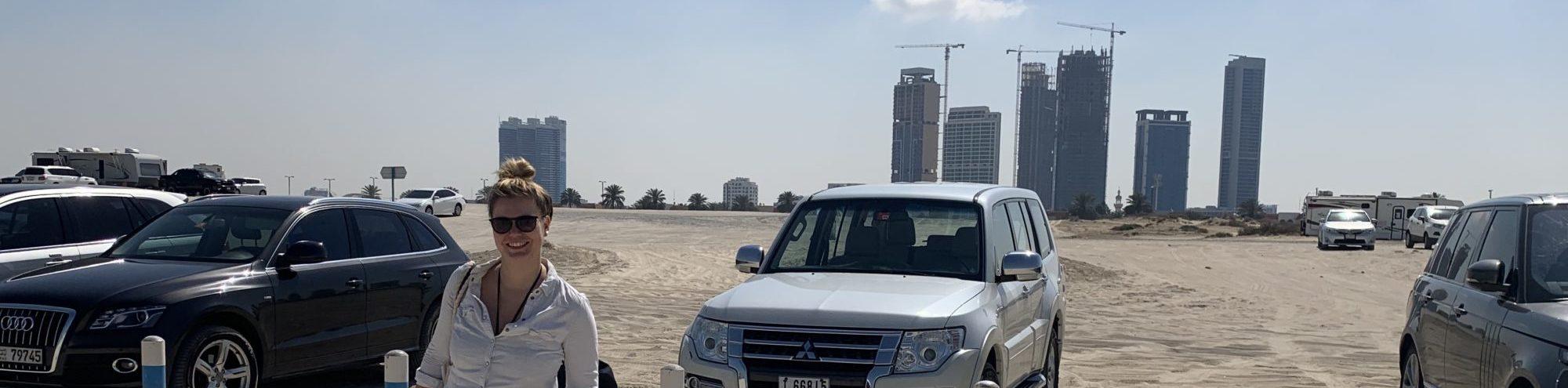 Header Twee maanden Dubai, een terugblik