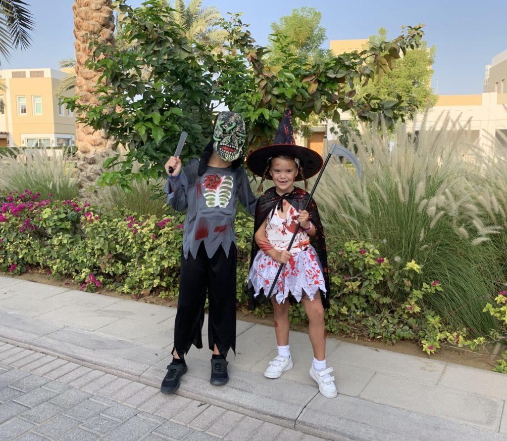 Spooky Dress Up Day op school voor Halloween