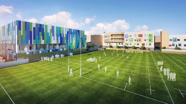 Jebel Ali school