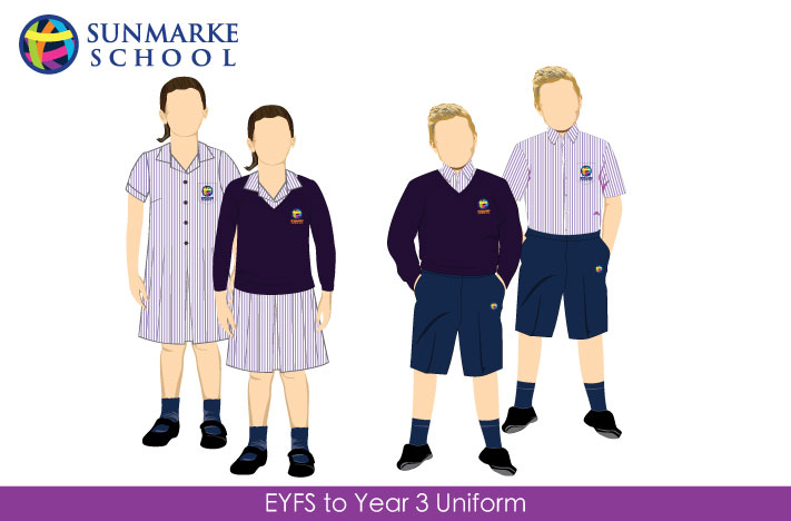 Uniform FS tot year 3