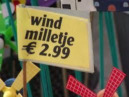 Wind milletje dunglish